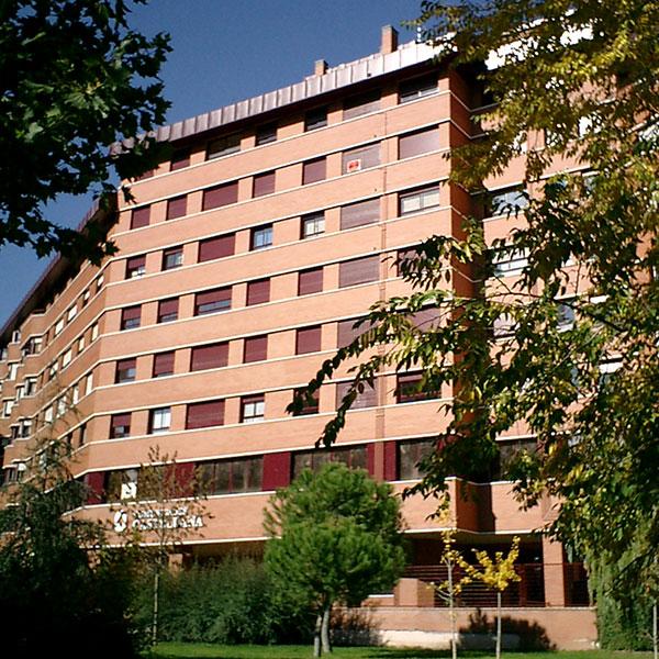 Edificio comunidades castellana