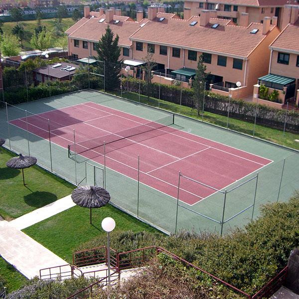 Tennis laderas de boadilla